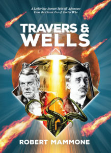 'Travers & Wells' from Candy Jar Books