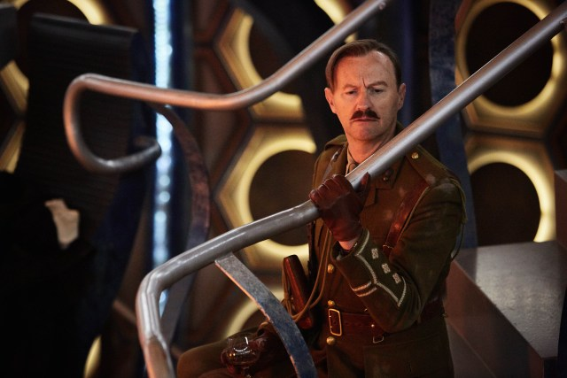 Doctor Who - Twice Upon a Time - The Captain (MARK GATISS) - (C) BBC/BBC Worldwide - Photographer: Simon Ridgway