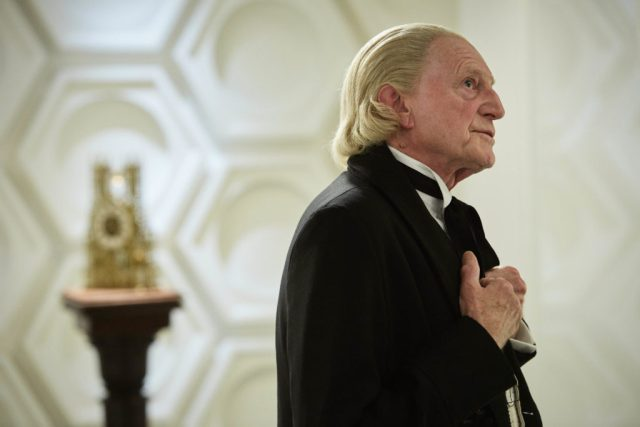 David Bradley (The Doctor) - (c) BBC