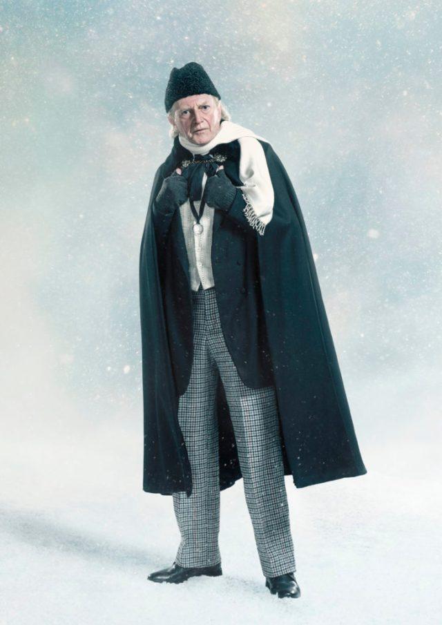 The First Doctor (DAVID BRADLEY) - (C) BBC/BBC Worldwide - Photographer: Ray Burmiston