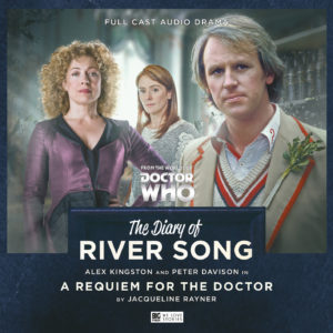 BIG FINISH - 'A REQUIEM FOR THE DOCTOR' BY JAC RAYNER