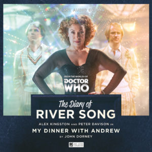 BIG FINISH - MY DINNER WITH ANDREW BY JOHN DORNEY