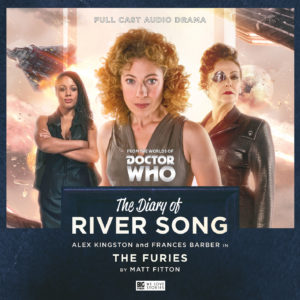 BIG FINISH - 'THE FURIES' BY MATT FITTON