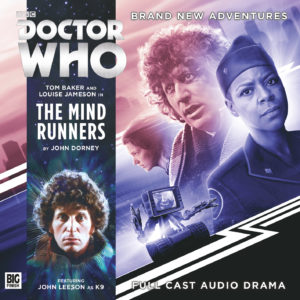 BIG FINISH - THE MIND RUNNERS BY JOHN DORNEY