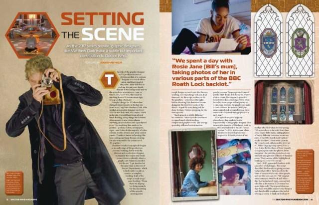Yearbook Setting the Scene