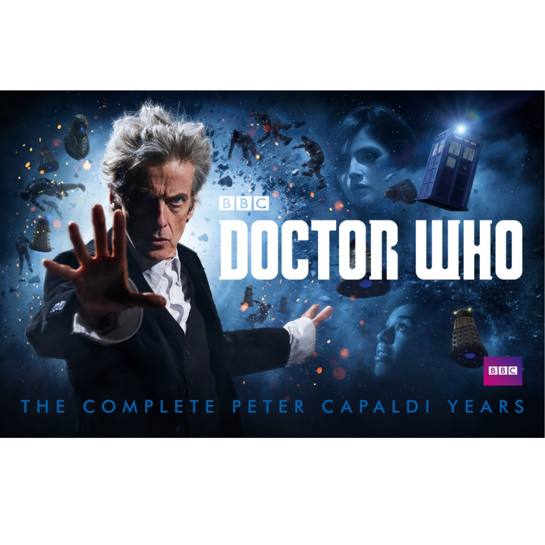 Doctor Who: The Complete Capaldi Years