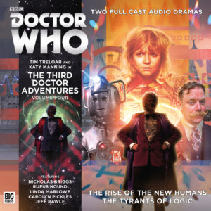 The Third Doctor Vol 4 from Big Finish