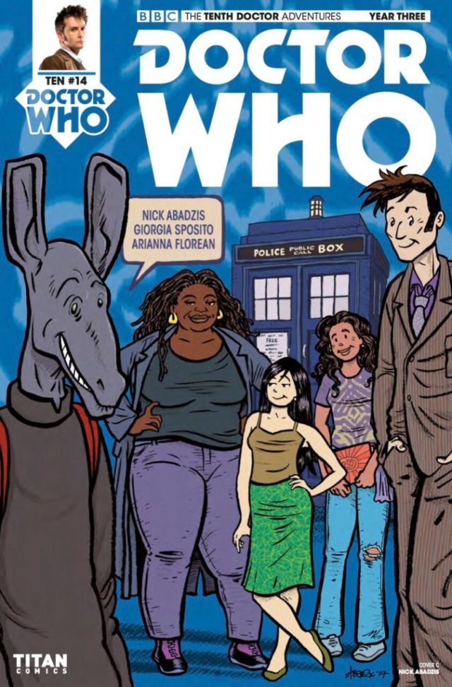 Tenth Doctor 3.14 Cover C_preview