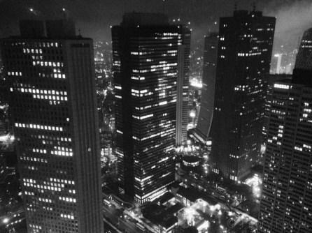 Tokyo di malam hari