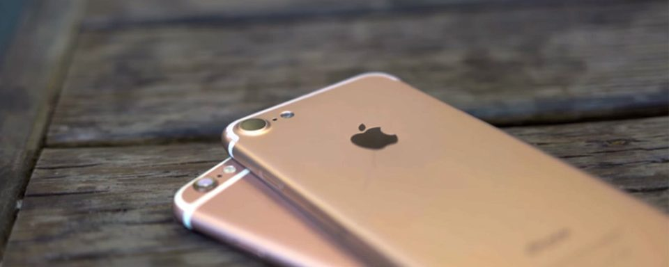 Apple iPhone 7 and iPhone 7 Plus Launch date is announced (7th September,2016)