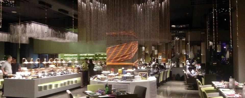 Experience of the Wazwaan – Kashmiri Food Festival at Aloft