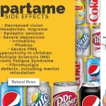 Effets secondaires de l'aspartame