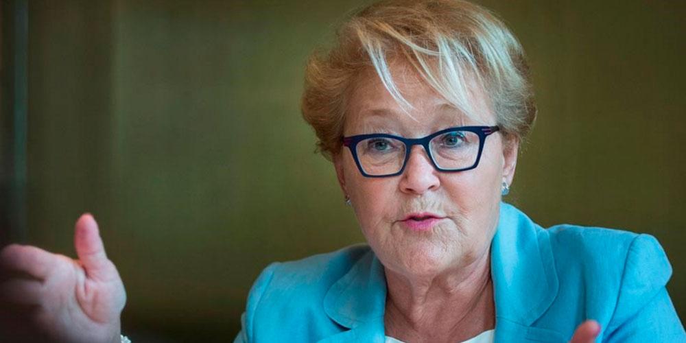 Pauline Marois en mode électoral