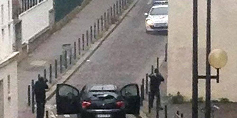 Attentat contre Charlie Hebdo