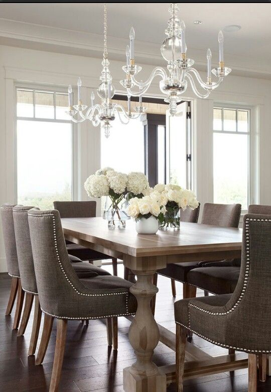 Dining Room Inspiration Simplify Create Inspire