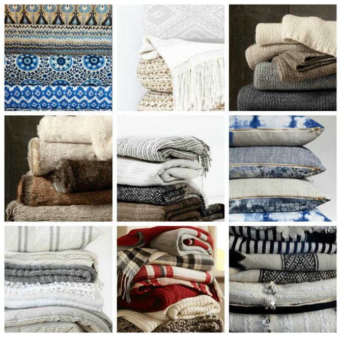 coussins textures decorer avec elegance simplicite et confort