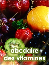 ABCDaire des vitamines