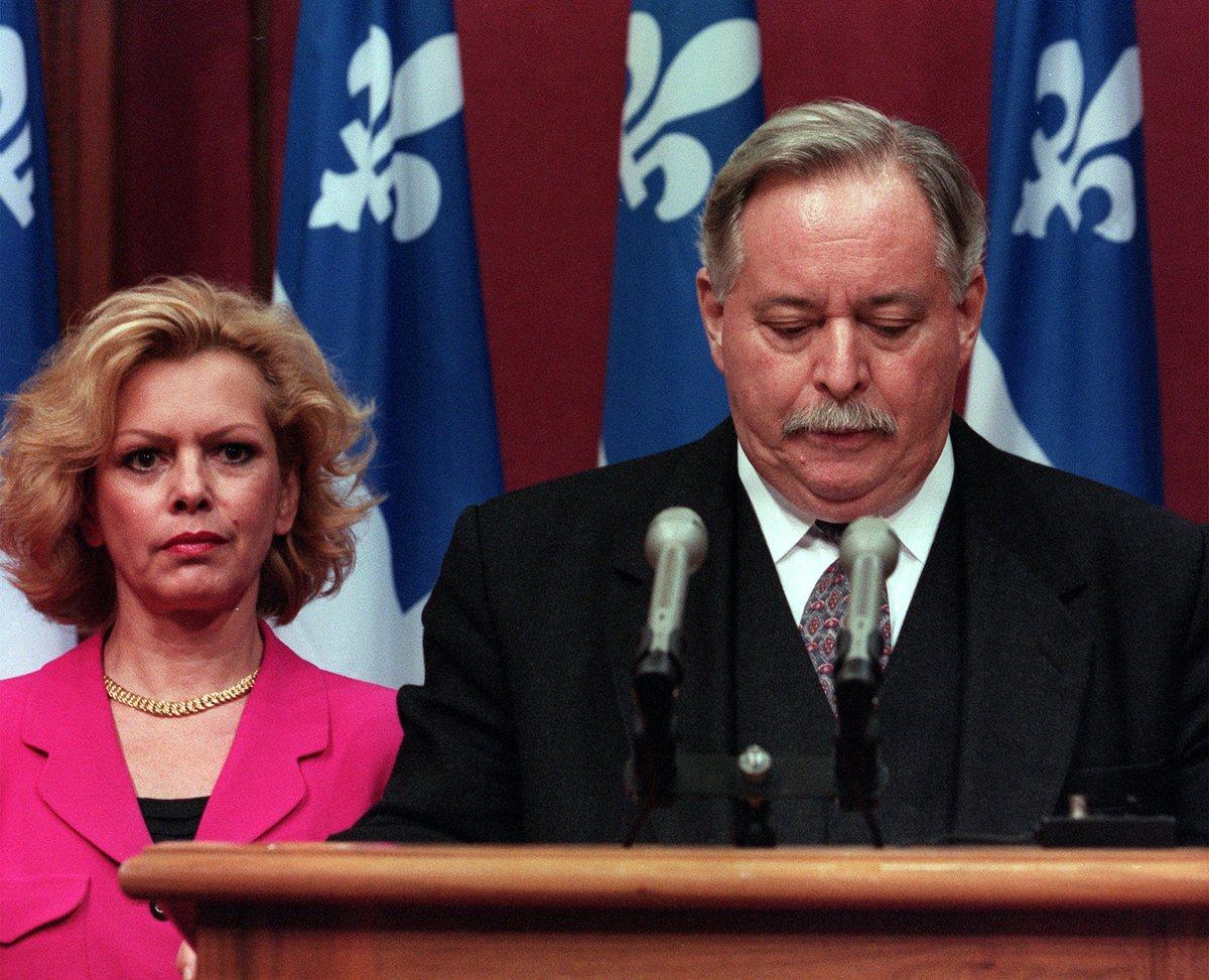 jacques-parizeau-apres-sa-defaite-referendaire-de-1995