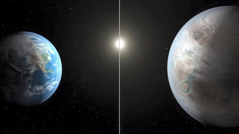 la-terre-et-une-exoplanete-semblable-a-la-terre