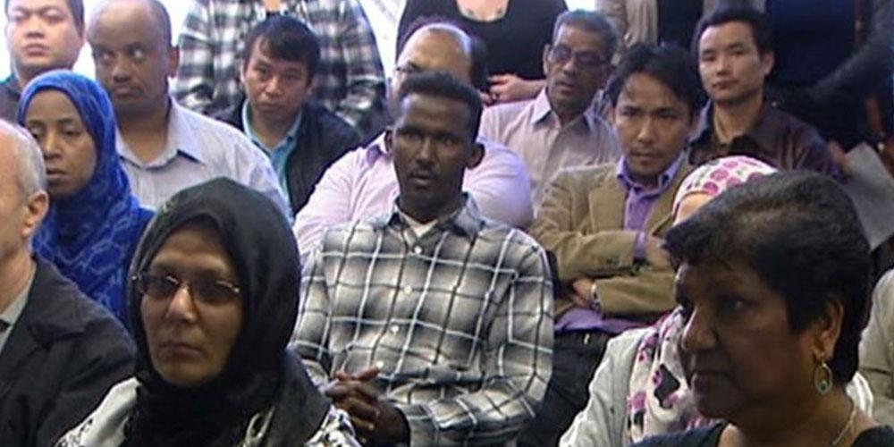 Nouveaux immigrants au Québec