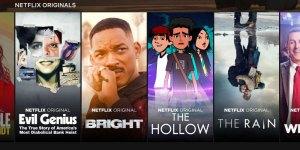 Productions originales de Netflix