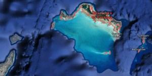Îles Turks et Caïques dans les Caraïbes