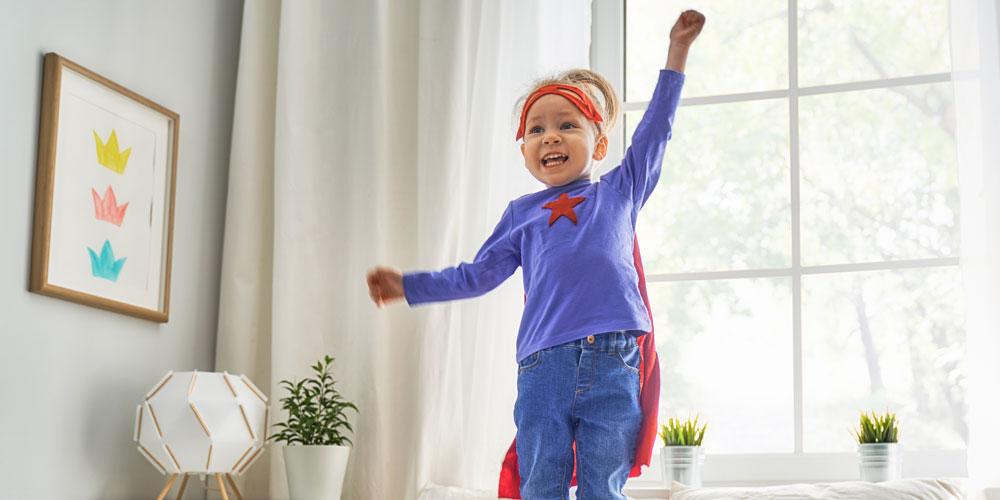 Enfant super-héro
