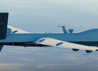 Drone américaine de General Atomics