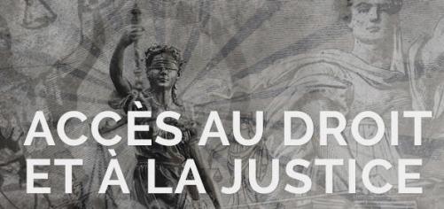 Accès au droit et à la justice