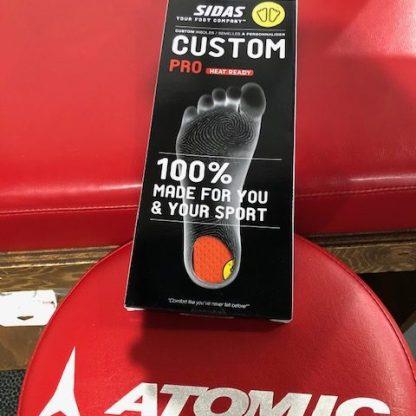 Atomic / Magasin de la Place - Semelle thermo moulable - $$$