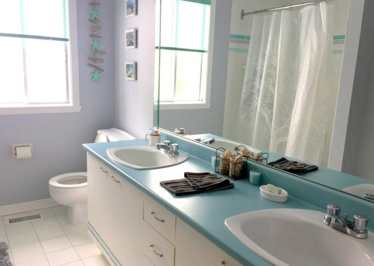 transformer une salle de bain avec 500