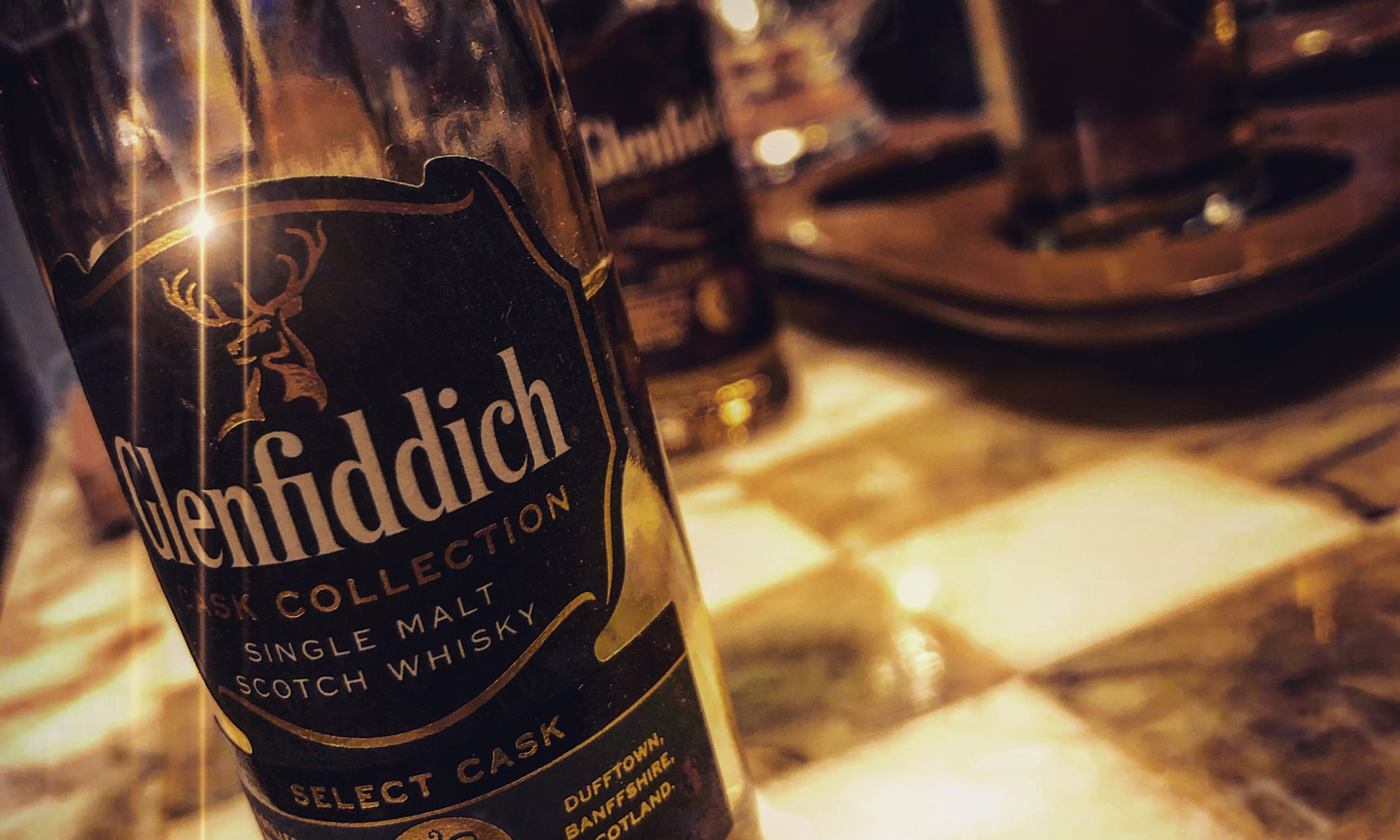 Glenfiddich Cask Collection Select Cask