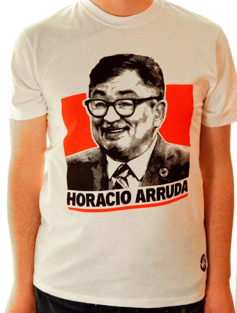 t-shirt Horacio Arruda