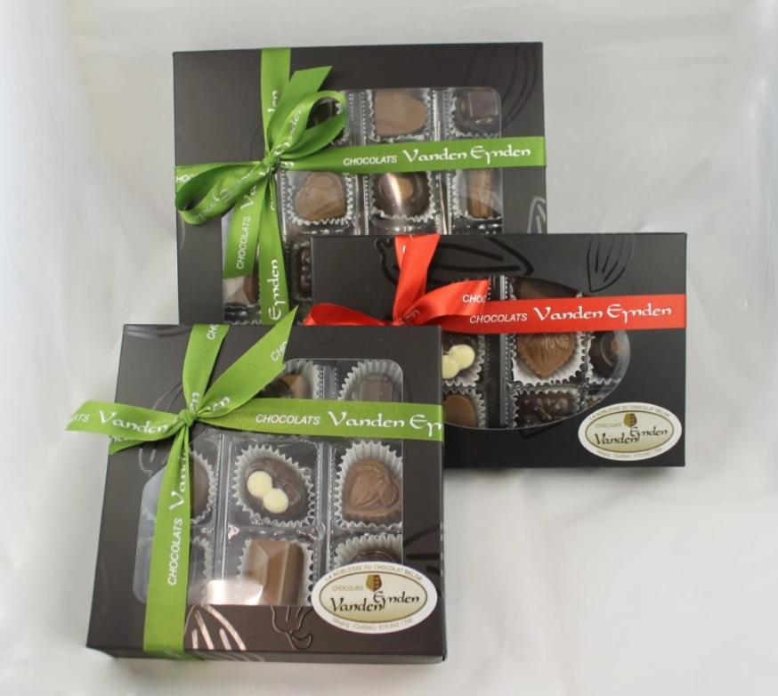 chocolats professeurs