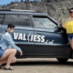 Jess Val en cavale