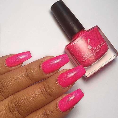Vernis Saki Très rose