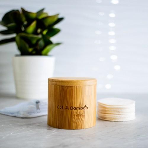 OLA Bamboo démaquillant