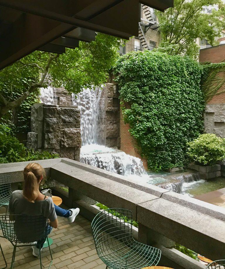 Greenacre Park - Manhattan