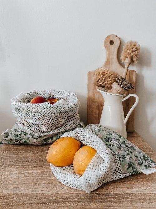sacs fruits légumes Petit Laurier