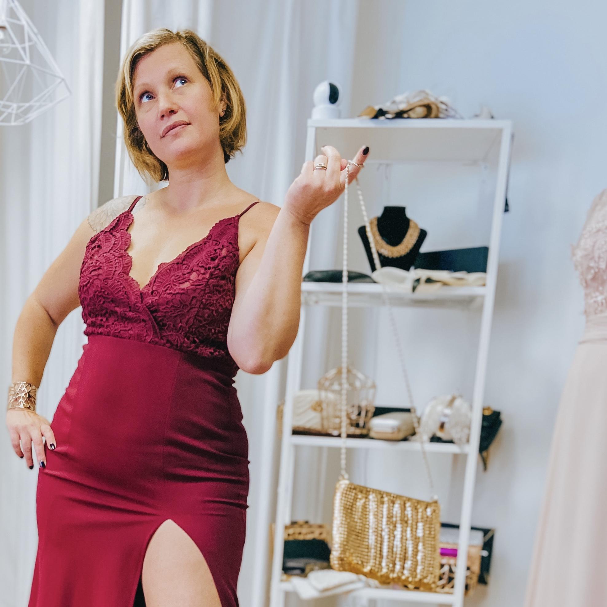 loue une robe à montréal
