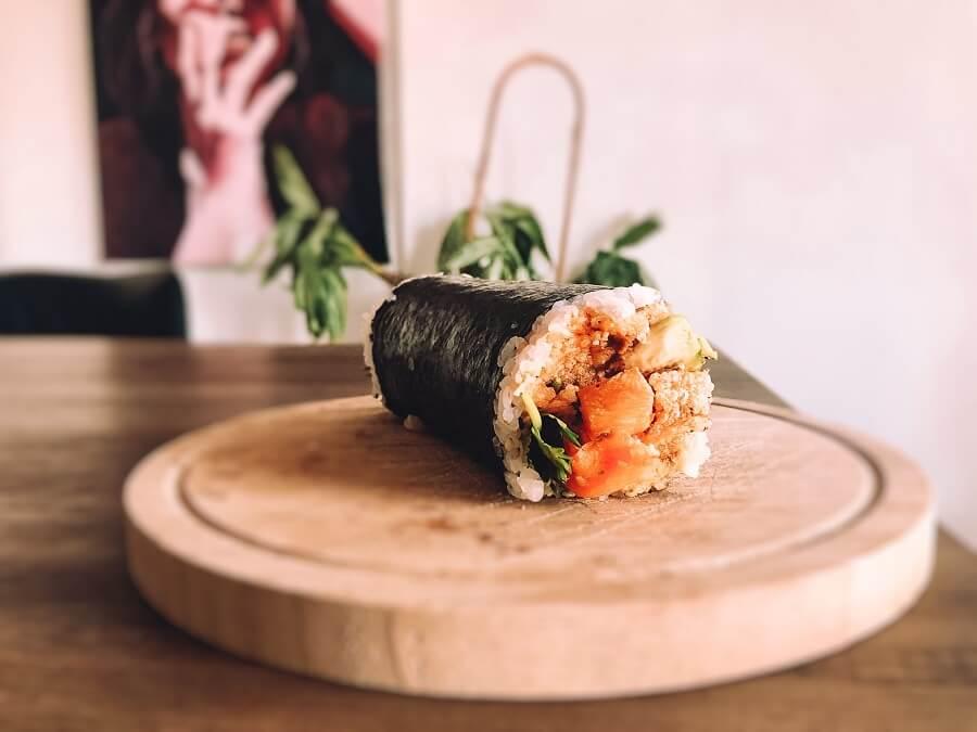veganes sushis nofish
