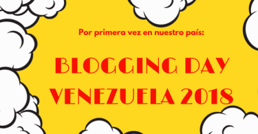 Blogging Day Venezuela 2018