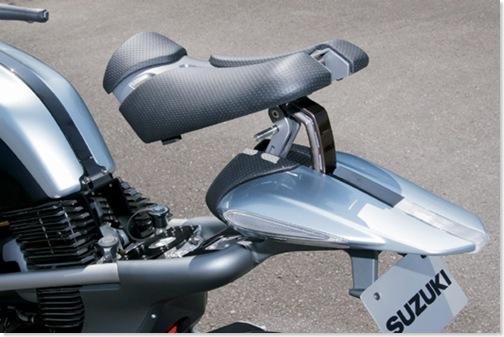 Suzuki Crosscage