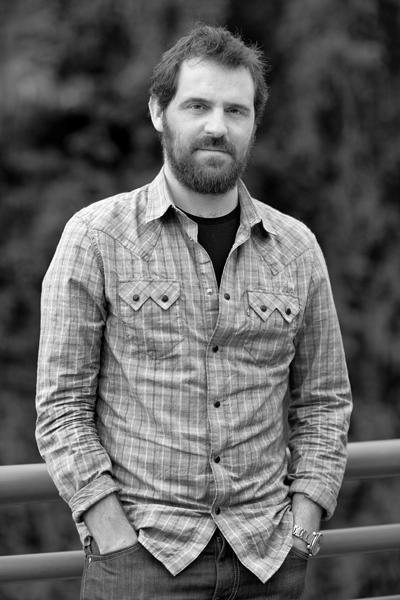El guionista Fernando Navarro