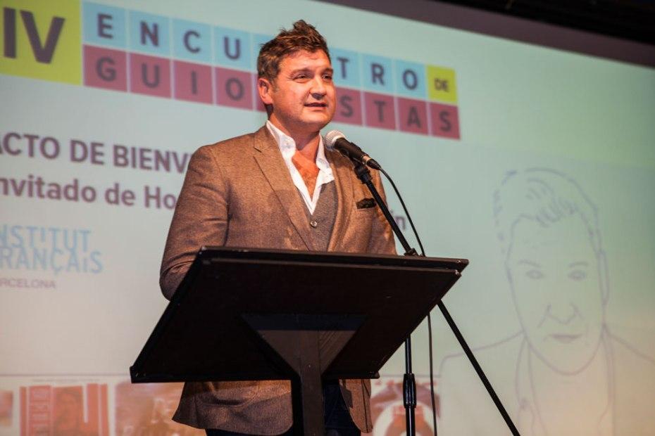 El guionista Thomas Bidegain