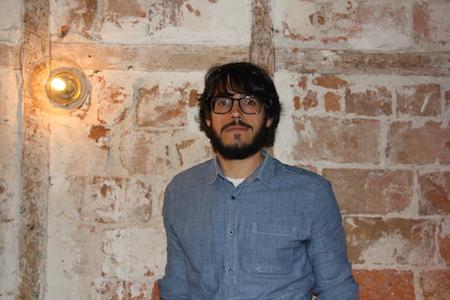 El guionista Carlos de Pando