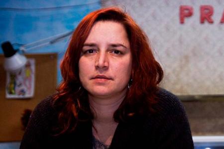 La dramaturga Cristina Clemente