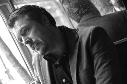 El guionista Tirso Calero. Foto Pablo Bartolomé.