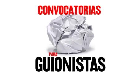 Logo de la página Convocatorias para Guionistas de Bloguionistas
