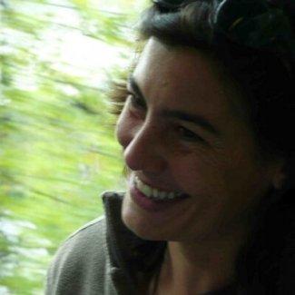 La analista de guión Ana Sanz Magallón